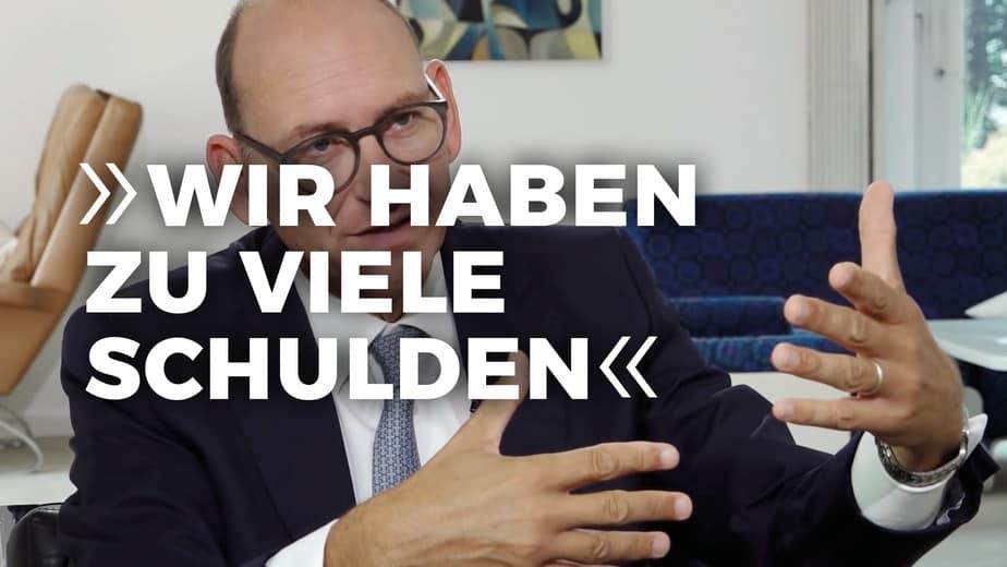 """""""Das Märchen vom reichen Land – Wie die Politik uns ruiniert"""""""