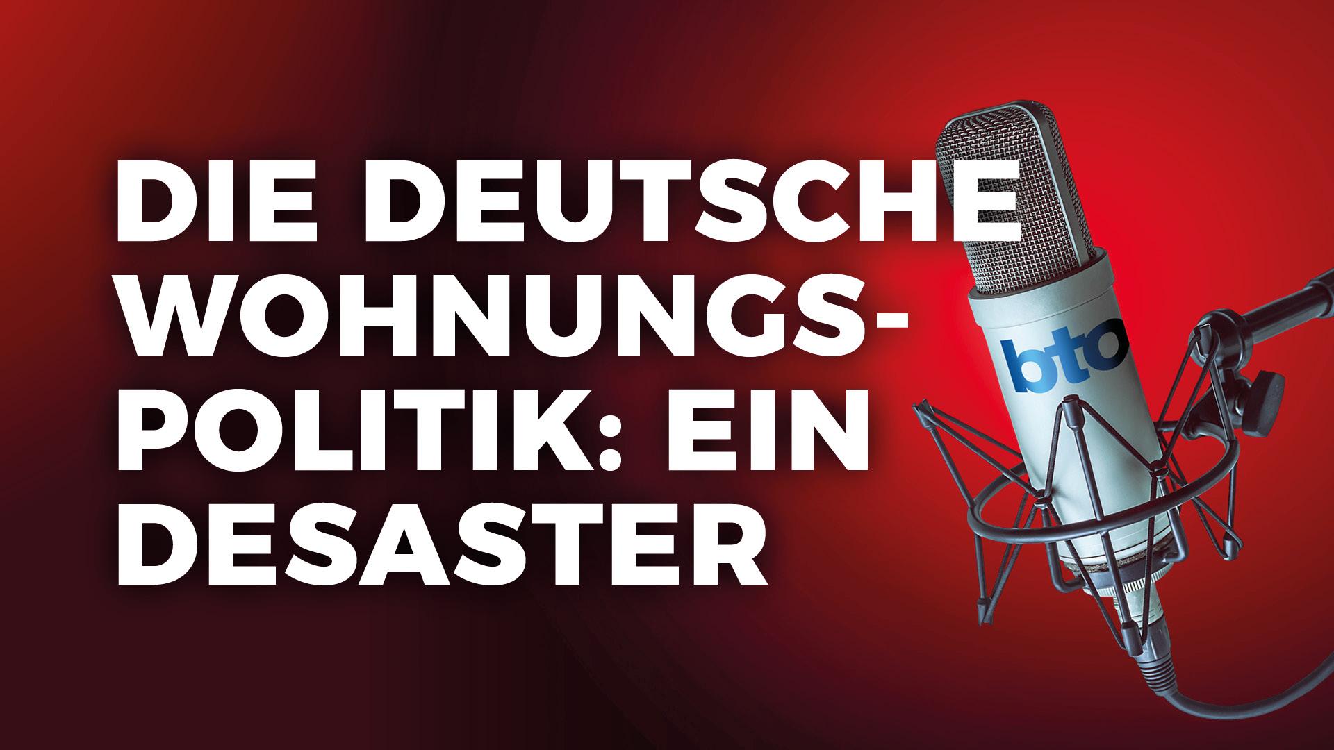 Das Desaster der deutschen Wohnungspolitik