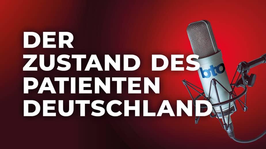 Der Zustand des Patienten Deutschland ...