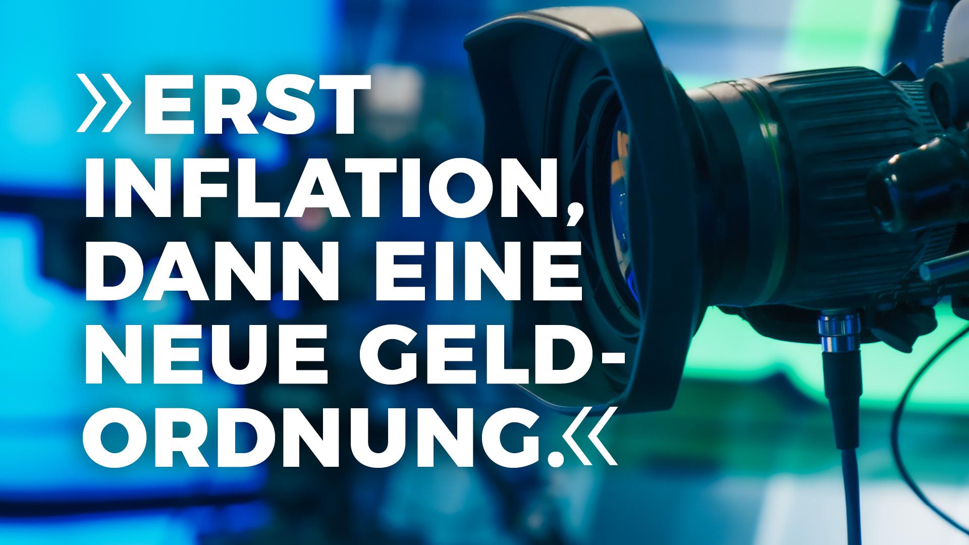 FOCUS ONLINE – Daniel Stelter im Interview_EZB: Erst kommt die Inflation, dann eine neue Geldordnung - was das für Sparer heißt